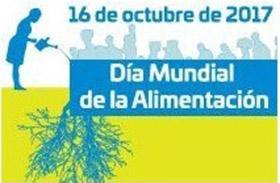 Logotipo del Día Mundial de la Alimentación 2017