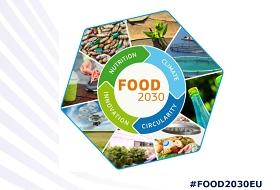 Detalle de la portada del informe FOOD 2030
