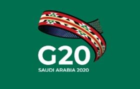 logotipo del G20
