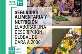 detalle de la portada del informe