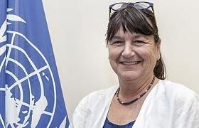 Hilal ELver, relatora especial de Naciones Unidas sobre el derecho a la alimentación