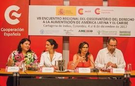 Imagen de un momento del VII encuentro regional