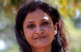 Anuradha Mittal, directora de The Oakland Institute