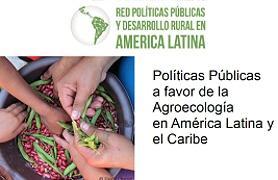 Portada del libro sobre políticas públicas a favor de la agroecología en América Latina