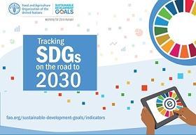 Logotipo de los cursos de e-lerning de FAO sobre los ODS