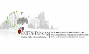 Grupo de estudios EKITEN Thinking, de la UNiversidad del País Vasco