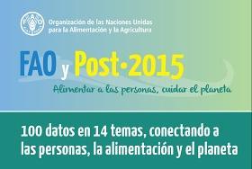 FAO y Agenda post-2015