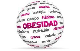 Ilustración sobre la obesidad y el sobrepeso