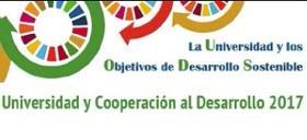 Logotipo del VII Congreso de Cooperación Universitaria para el Desarrollo