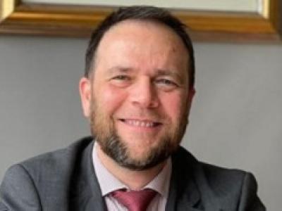 Gabriel Ferrero, candidato a presidir el Comité de Seguridad Alimentaria