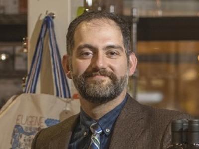 Michael Fakhri, relator especial de naciones unidas sobre el derecho a la alimentación