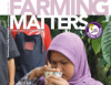 Por tada de la revista Farming Matters